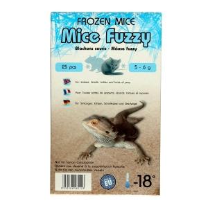 Mražená myš méďa 5-6g - 25ks (krabička)