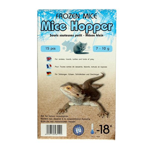 Mražená myš 7-10g - 15ks (krabička)