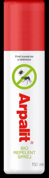 Arpalit Bio repelentní sprej 150 ml (repelent pouze pro lidi))
