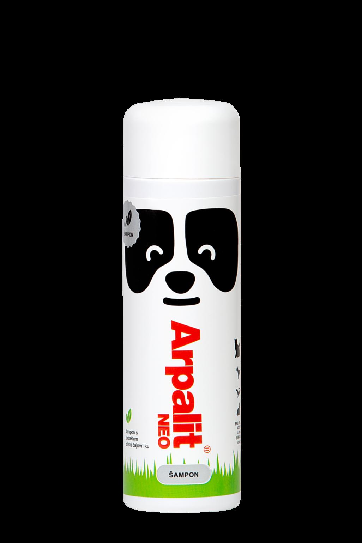 Arpalit NEO šampon s extraktem z listů čajovníku – 250 ml