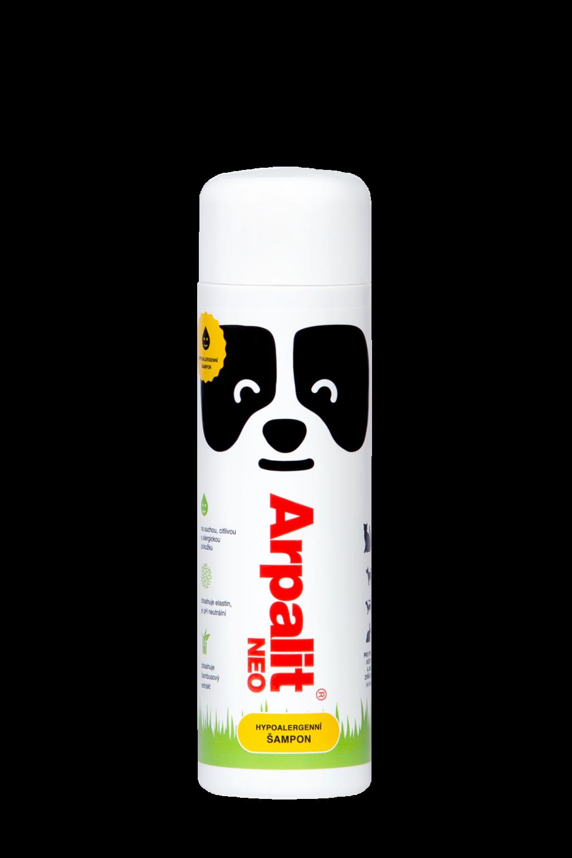 Arpalit hypoalergenní šampon na suchou a citlivou pokožku 250 ml (exp. 10/2021)