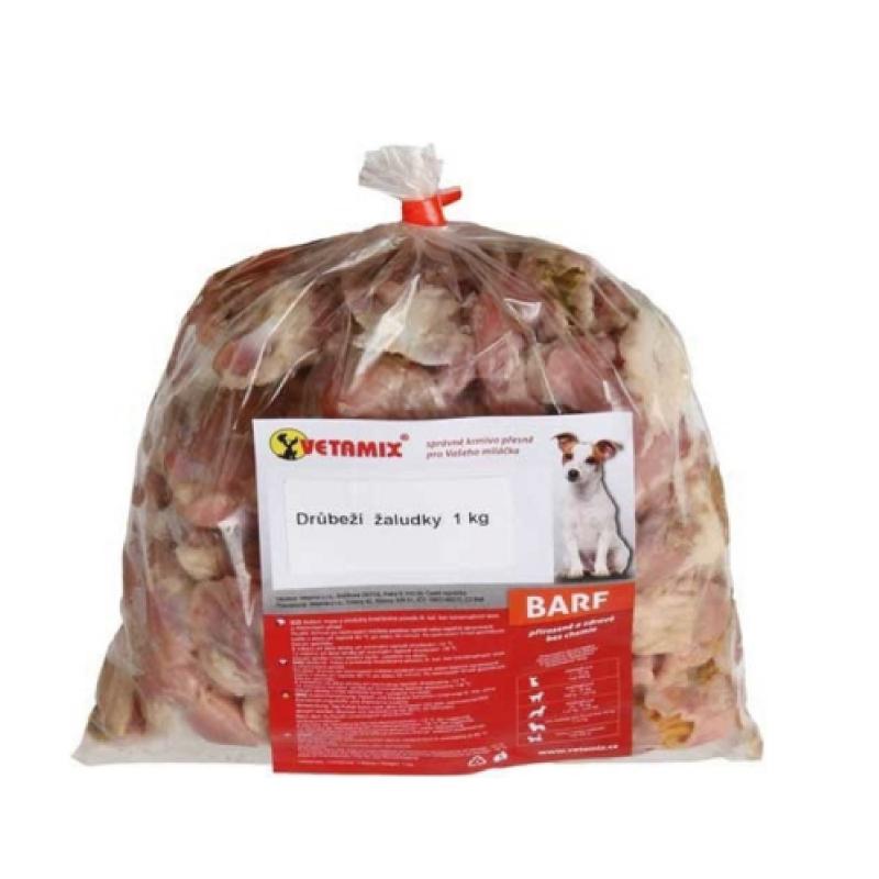 VETAMIX Kuřecí žaludky 1kg