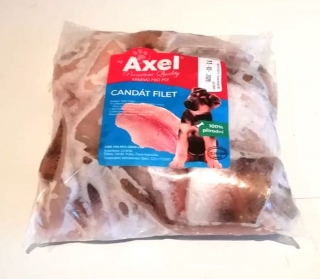 Candát filet 1kg - Axel